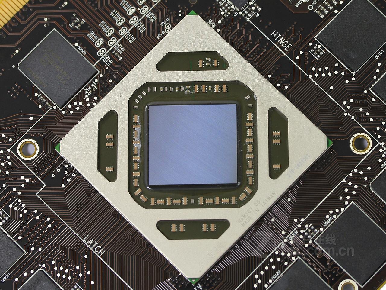 镭风 HD7970 龙蜥版 3072M