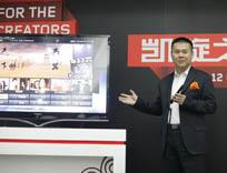 联想智能电视K91演示
