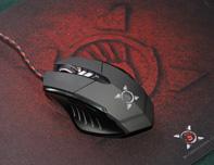血手幽灵V7游戏鼠标外观展示
