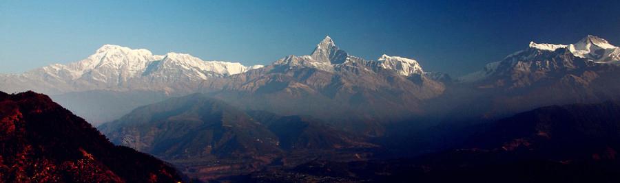 神秘尼泊尔