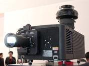 科视展示4K超高清投影机