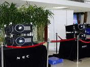 NEC 4K影院和裸眼3D