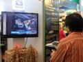 体感游戏风靡香港