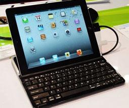 多彩iPad外接键盘