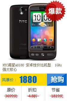 HTC A8180