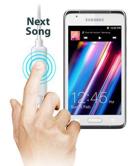 手握音乐手机素材