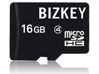 BIZKEY Class4 16GB TF卡