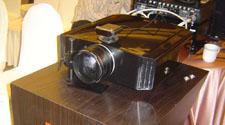 JVC 4K 3D投影机
