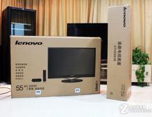 联想智能电视55K91包装