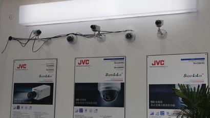专业铸造质量 JVC安博会紧追行业专注性