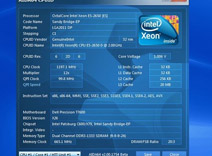 Xeon E5 2650处理器拥有八核十六线程