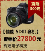 CANON 相机 5D3/24-105