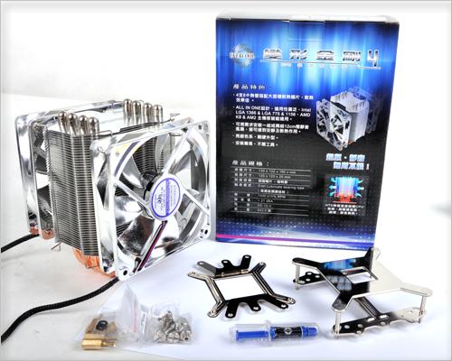 捷冷 散热器 变形金刚4
