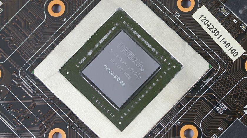 耕昇GTX680关羽版