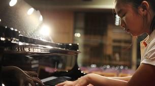 中国年轻音乐人才