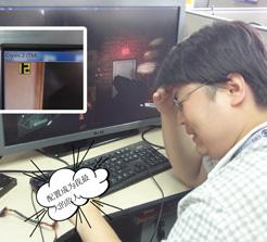 2011年顾卡卡老师更新了自己的配置,他更换了一套专门为玩3D 游戏的主流双核台式机
