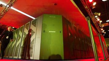 联想推深腾6800超级计算机,荣获科技进步二等奖