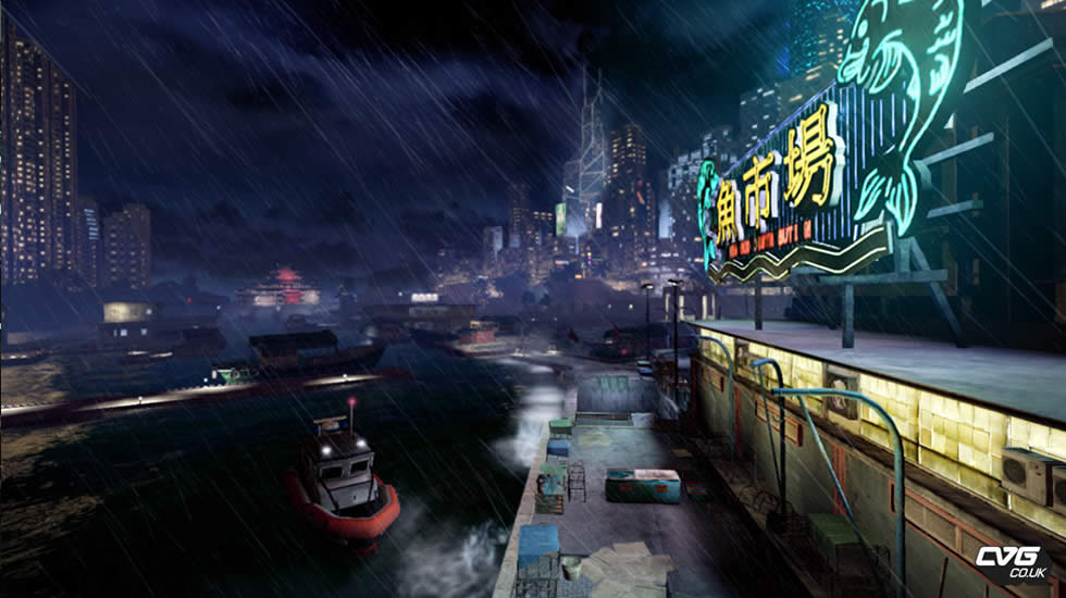 《Sleeping Dogs》