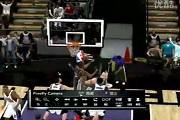NBA2k11 4连盖 直逼真实NBA盖帽历史