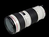 佳能 EF 70-200mm f/4 L USM(小小白)