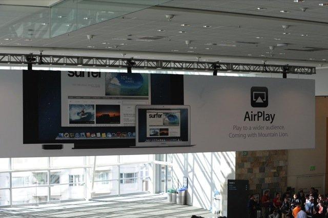 WWDC2012大会现场