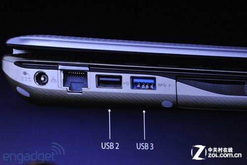 Macbook USB3.0接口