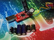 基于PCM2912A的USB声卡制作