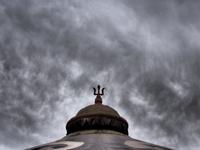 内蒙鄂尔多斯市伊金霍洛旗成吉思汗陵2
