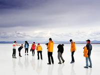 茶卡盐湖:纵横开拓之旅第八站