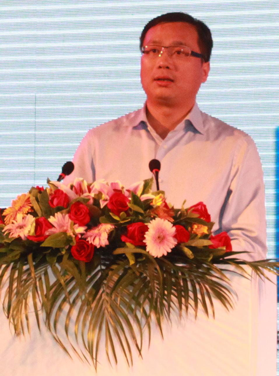 惠科集团总裁王智勇