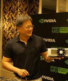 NVIDIA黄仁勋:用感情设计最好的产品