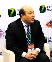 王志刚:海信搭建数字化的家庭能源中心