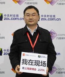 李涛:厨卫产品不分高端和低端