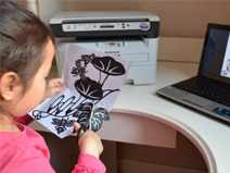 联想M7205一体机让孩子的生活更多彩