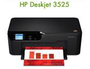 HP Deskjet 3525云打印一体机