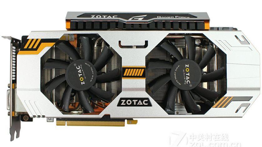 索泰GTX670-2GD5 至尊版 OC+ UA