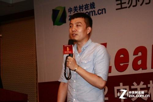 渠道营销培训师梁浩先生