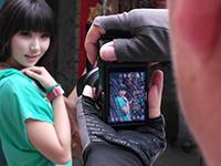 三星NX相机外拍花絮