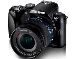 三星NX11微单相机