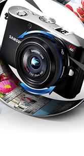 三星NX100微单相机