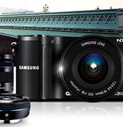 三星NX210智能微单相机