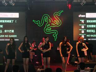 China Joy2012 外设展商四大怪象揭秘