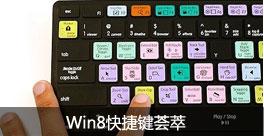 果断收藏 Win8消费者预览版快捷键荟萃