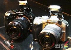 可换镜头系统相机Lumix G5
