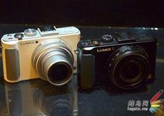 高端便携相机Lumix LX7