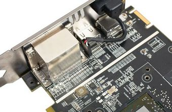 强力非公版设计 镭风HD7750毒蜥测试