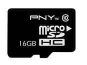 PNY MicroSD Class10 16GB
