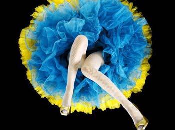 女人裙下的绝美花蕊