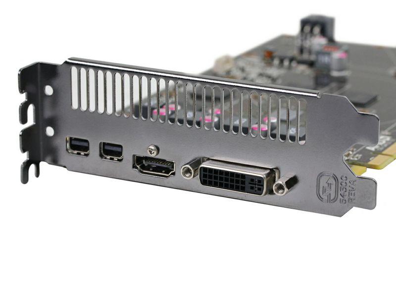 昂达HD7750典范