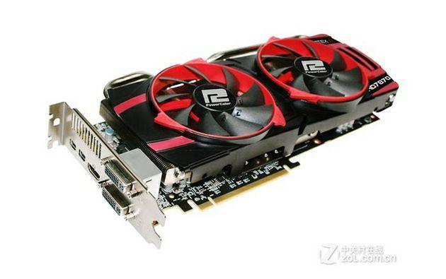 迪兰PCS+ HD7870 Vortex II